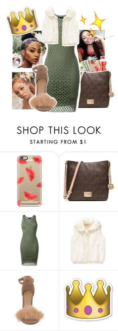 """""""Untitled #357"""" by kfashion757 ❤ liked on Polyvore featuring Casetify, MICHAEL Michael Kors, Alexander Wang and Gymboree"""