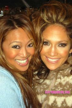 Mally and J.Lo