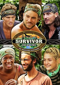 Shop Survivor: Tocantins Season 18 Discs] [DVD] at Best Buy. Find low everyday prices and buy online for delivery or in-store pick-up. Survivor Tv Show, Survivor Winner, Survivor Season, Camping Tv Show, The Castaway, Army Sergeant, Reality Tv Shows, Tv Guide, Best Tv