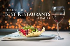 D Magazine: The 100 Best Restaurants in Dallas of 2013