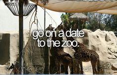 I do like le zoo ; Relationship Bucket List, Relationship Goals, Relationships, Life Goals, Relationship Struggles, Boyfriend Bucket Lists, Boyfriend Goals, Bucket List For Couples, Perfect Boyfriend