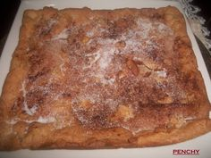 Torta de chicharrones Receta de penchi briones garcia - Cookpad Mexican Snacks, Banana Bread, French Toast, Appetizers, Pie, Breakfast, Desserts, Food, Murcia