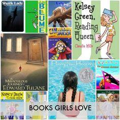 Books Girls Love | Alpha Mom