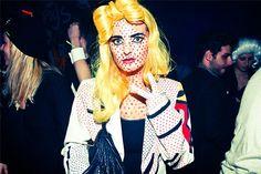 lichtenstein couple costume halloween - Google Search