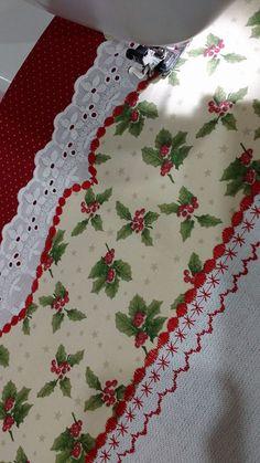 Diy And Crafts, Arts And Crafts, Dish Towels, Textiles, Bohemian Rug, Holiday, Christmas, Patches, Quilts