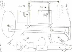 how to vent a toilet. Bathroom Floor Plans, Bathroom Plumbing, Basement Bathroom, Bathroom Flooring, Welding Table, Plumbing Vent, Residential Plumbing, Plumbing Installation, Create Website