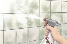 How to Remove Bathroom Mold. Mold commonly thrives in bathrooms because of the humidity and excess water. Luckily, it's easy to get rid of the mold with a few basic cleaning supplies!
