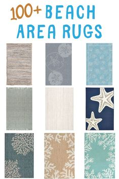 Discover the top-rated coastal rugs and beach rugs for your home. Ocean Themes, Beach Themes, Ocean Rug, Coastal Rugs, Cotton Crafts, Room Themes, Top Rated, Area Rugs, Room Decor
