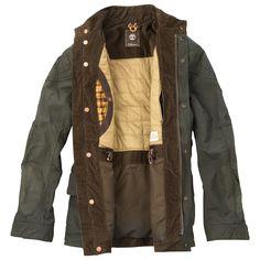 Timberland Men's Earthkeepers® Broadview Waxed Jacket