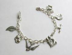 The Hunger Games charm bracelet