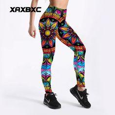 4554a93d8e7 3D Up Jogging GYM Yoga Pants Femme Sport Leggings Sports Leggings