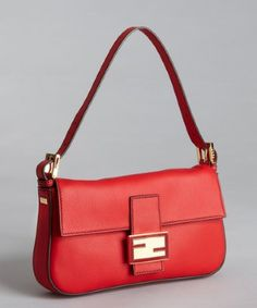 515473051516 Ashlees Loves  Fendi Bender info  ashleesloves.com  Fendi   PoppyGrainedLeather  LogoBuckle  convertible  ShoulderBag  bag  purse   women s  designer  fashion ...