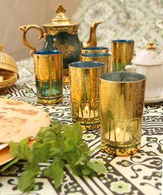 美しいモロッコのテーブルセッティング - NAVER まとめ