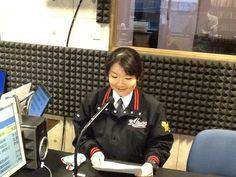 今日のアイタイムは、警備課巡査長 杉山智香さん、交通課巡査部長の太田美貴さんがいらっしゃいました!