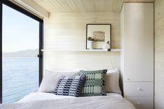 Lake Luxe: The Bespoke Scandi Houseboat, Australia Edition