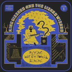 "King Gizzard and the Lizard Wizard Announce New Album, Share ""Rattlesnake"": Watch | Pitchfork"