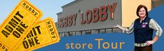 Just learned about Christian company Hobby Lobby which is opening in Victorville!  Yay!