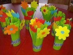 Easter Crafts For Kids, Summer Crafts, Easy Crafts, Arts And Crafts, Paper Crafts, Spring Tree, Fathers Day Crafts, Sunday School Crafts, Child Day