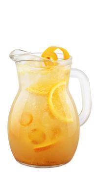 Meruňkovo-pomerančová limonáda ve džbánu | Smichejto.cz Smoothies, Homemade, Orange, Drinks, Juice, Beverages, Diy Crafts, Smoothie, Do It Yourself