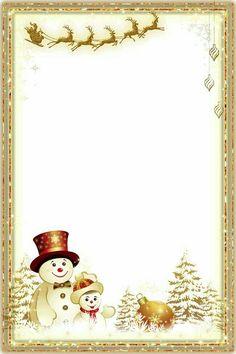 Santa and reindeer.paper