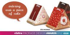 Cake-shaped Kleenex tissue boxes.