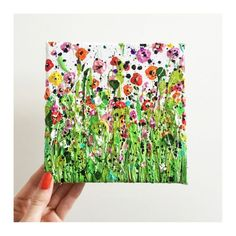 ARTFINDER: Sunshine Meadow by Charlotte Anna Reed - Something to brighten