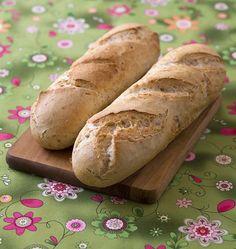 Pains au son de blé Pains, Vegan, Food, Barbie, Photos, Cooking Recipes, Baguette Recipe, Bread Maker Machine, Bakery Business