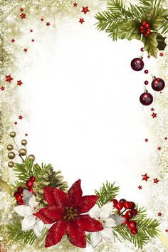 Free cards and frames for Christmas with your photo Christmas Border, Christmas Frames, Christmas Background, Christmas Art, Christmas Photos, Vintage Christmas, Christmas Decorations, Christmas Flyer, Christmas Clipart