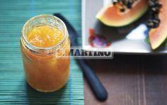 MARMELLATA AI FRUTTI TROPICALI -gluten free- 1 ananas, 1 pawpaw, 1 mango, 4 passion fruit, 1 bag Fruttincasa 2:1 + 500 g of sugar or 1 bag Fruttincasa 3:1 + 350 g of sugar. Thanks to Fruttincasa you can also try the Tropical Fruits jam! #jam #tropical #fruit #ilovesanmartino