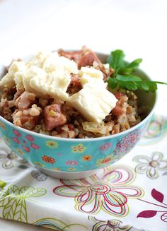 pohanková kaše recept Potato Salad, Mashed Potatoes, Ale, Ethnic Recipes, Diet, Whipped Potatoes, Smash Potatoes, Ale Beer, Ales