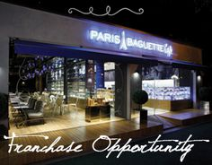Paris Baguette Franchise