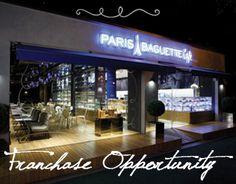 Paris Baguette Franchise