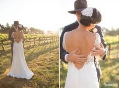 Anna and Scott's Vintage inspired Country Vineyard Wedding in Mudgee | www.gemma-clarke.com