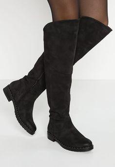 Chaussures Anna Field Cuissardes - black noir: 59,95 € chez Zalando (au 20/11/17). Livraison et retours gratuits et service client gratuit au 0800 915 207.