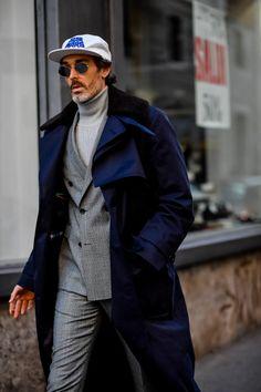 Milan Men's Fashion Week AW18: best street style | British GQ | British GQ