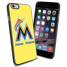 MLB Miami Marlins Baseball, Cool iPhone 6 Smartphone Case Cover Collector iPhone TPU Rubber Case Black [By NasaCover] NasaCover http://www.amazon.com/dp/B0129C0JPM/ref=cm_sw_r_pi_dp_Y1JWvb16TYW5W