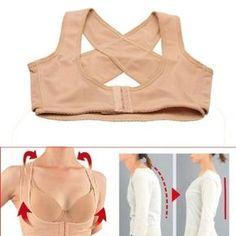 X Pattern Adjustable Chest Breast Support Belt Band Posture Corrector Brace Body Sculpting Strap Back Shoulder Vest Prevent Chest Sagging Outside Enlarge On The Chest For Female/Women (M): Amazon.ca: Toys & Games