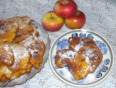 W Mojej Kuchni Lubię.. : puszyste placki z jabłkami...