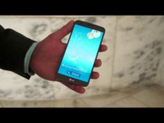 ▶ LG G Flex Hands On in India - iGyaan - YouTube