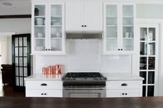 """Before & After: Jason's Reconfigured """"Perfect for Friends"""" Kitchen — The Big Reveal 