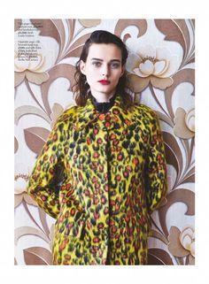"""""""Geek Off"""" Sibui Nazarenko for Marie Claire UK October 2015"""