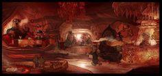 Zootopia Concept Art by Art Director Matthias Lechner copyright Walt Disney Zootopia Concept Art, Zootopia Art, Disney Concept Art, Android Jones, Anna Cattish, Mary Blair, Samurai Jack, Wall E, Art Director