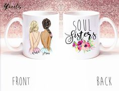 Perfect gifts for your best friends or your soul sister :)