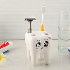 Cartoon Toothbrush Holder