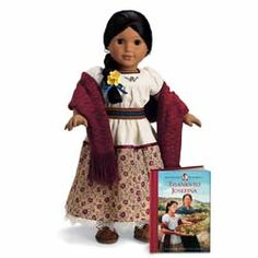 American Girl - Josephina Weaving Outfit