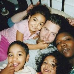 Wow~~ so cute interracial children… Happiness interracial family,bless them…♥♥…Blackwomenforwhitemen.org~~~where we specialize in interracial dating services.It's OK to color outside the lines.Hope you will like it.