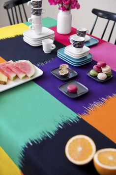 Spring, colours, sunshine   Marimekko