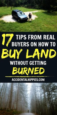 17 Real Life Tips for Buying Land Without Getting Burned Cautionary tales and advice from real people to help you buy the best land for you. What to look for, what to avoid, and how to find deals when buying land to build a home or homestead. Homestead Land, Homestead Survival, Survival Skills, Homestead Homes, Survival Life, Survival Prepping, The Journey, Home Building Tips, Building A House
