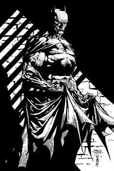 Batman, by David Finch