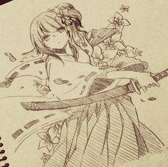 """藤織 on Twitter: """"DeemoでSaikaのイラストが可愛いすぎるんじゃ… http://t.co/AuC7YCjna2"""""""